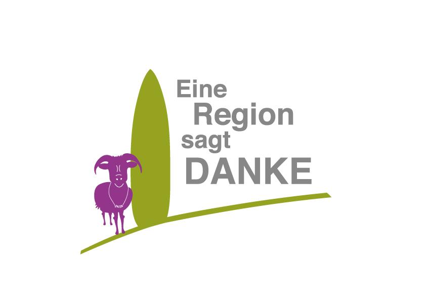 Eine Region sagt DANKE